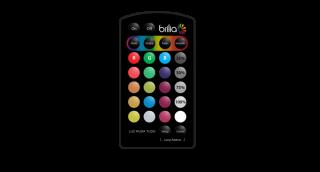CONTROLE RGB BRILIA