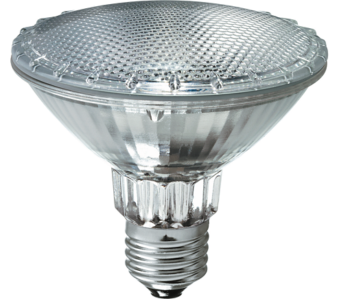 Lâmpada Halógena - PAR30 75W - 127-220V - E27