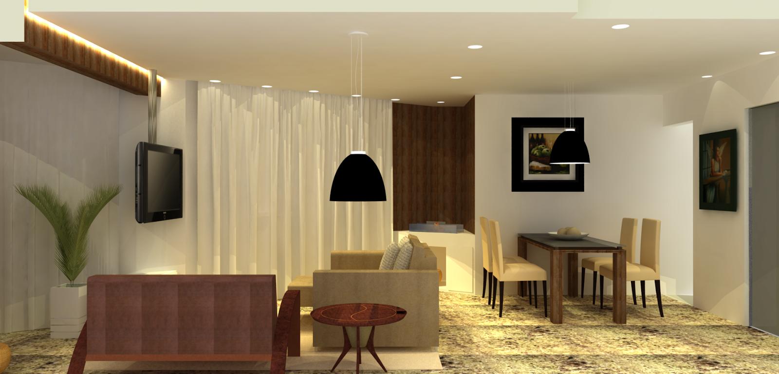 Iluminacao Para Sala De Estar E Tv ~ Escolha a iluminação ideal para sua sala de TV  FRAZZON